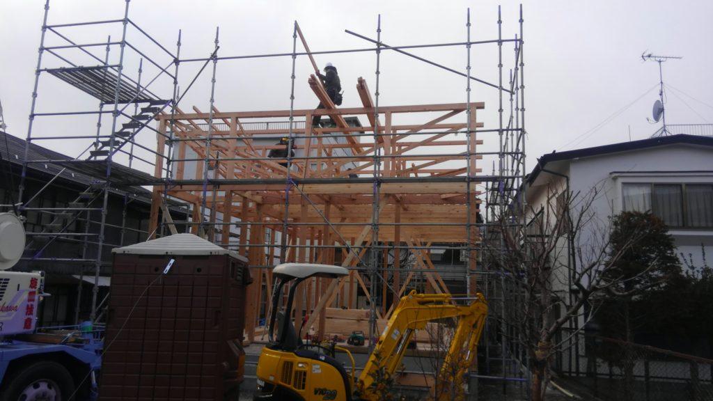 材木屋ですが家づくりもしています 浅井木材